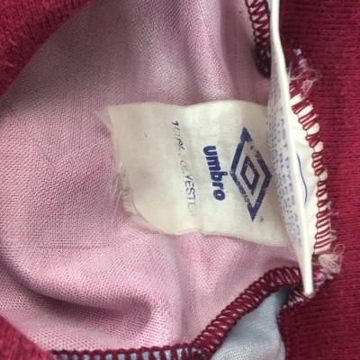 Aston Villa FC Home Shirt 1990-91 (L)