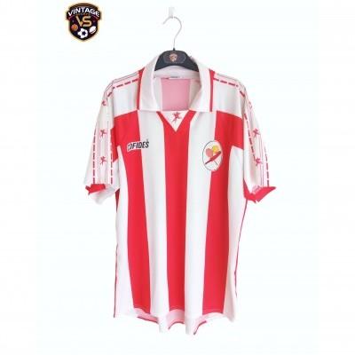 """Matchworn Leixoes SC Football Home Shirt #5 (XL) """"Good"""""""