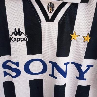 """Juventus Home Shirt 1995-1996 (M) """"Good"""""""
