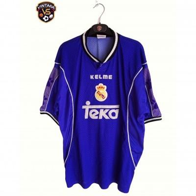 "Real Madrid Away Shirt 1997-1998 (XL) ""Good"""