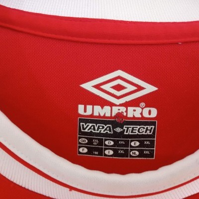 """Nottingham Forest Home Shirt 2000-2002 (XXL) """"Good"""""""
