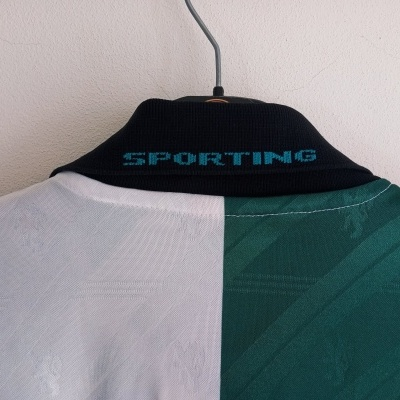 """Sporting CP Third Shirt 1996-1997 (S) """"Very Good"""""""