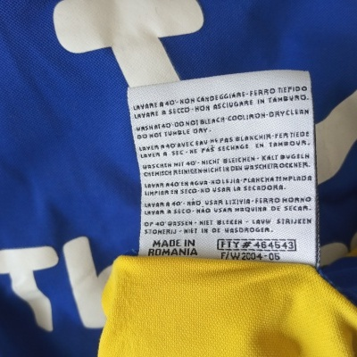 """Tottenham Hotspurs Away Shirt 2005-2006 (L) """"Very Good"""""""