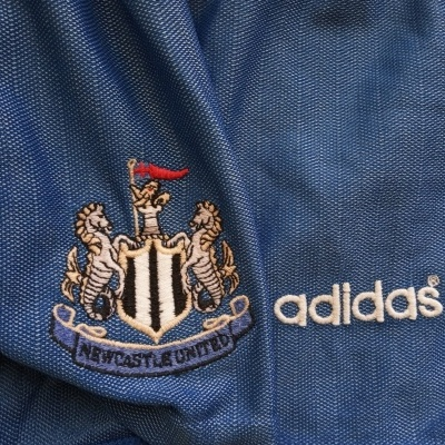 "Newcastle United Away Shorts 1996-1997 (M) ""Very Good"""