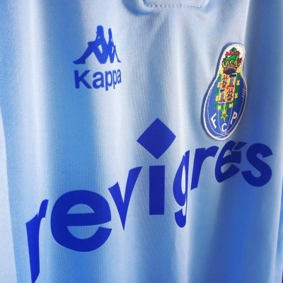 "FC Porto Goalkeeper Shirt 1997-1999 (Youths) ""Very Good"""