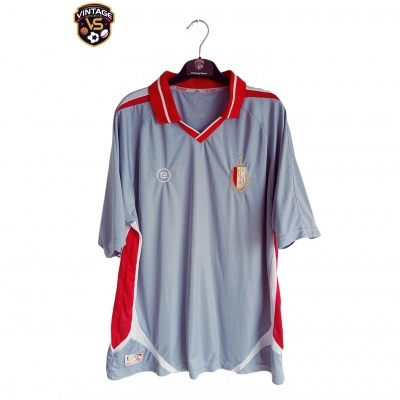 """Standard Liege Away Shirt 2010-2011 #8 Defour (XXXL) """"Good"""""""