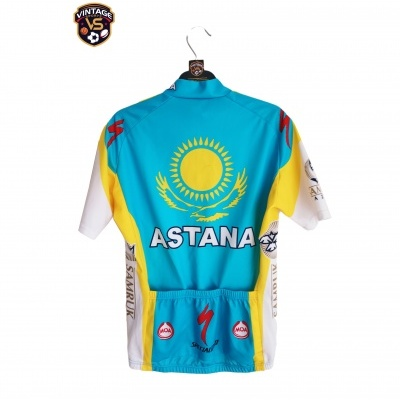 "Astana Cycling Team Shirt Jersey (M - 3) ""Very Good"""
