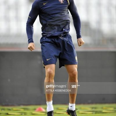 "Portugal Issue Football Training Shorts 2009 (L) ""Very Good"""