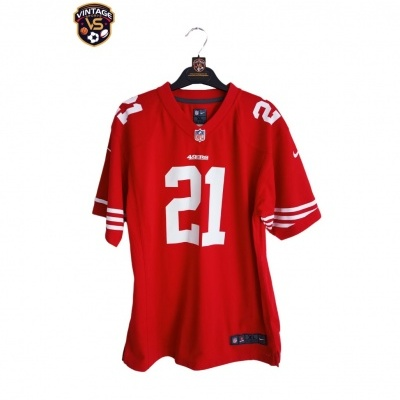 """San Francisco SF 49ers NFL Jersey 2013 #21 Gore (XL Youths) """"Very Good"""""""