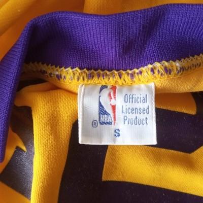 "Vintage LA Los Angeles Lakers NBA Jersey #42 (S) ""Very Good"""