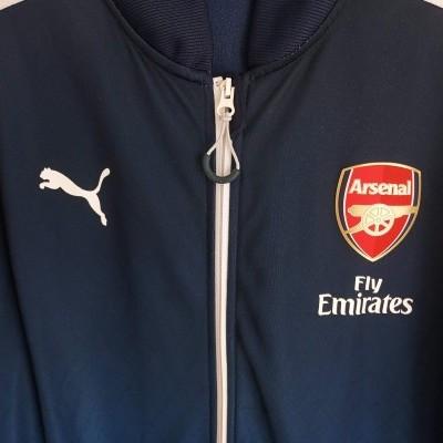 """Arsenal FC Stadium Jacket 2016-2017 (XL) """"Good"""""""