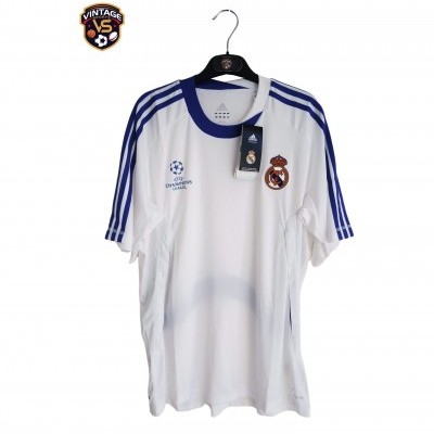 NEW Real Madrid Traning Shirt 2010-2011 (L)