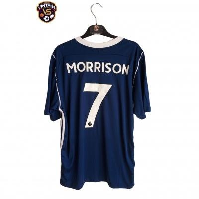 """Retro West Bromwich Albion FC Shirt 2017-2018 #7 Morrison (L) """"Very Good"""""""
