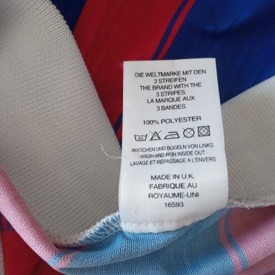 "Crystal Palace Home Shirt 1996-1998 (XXL) ""Very Good"""