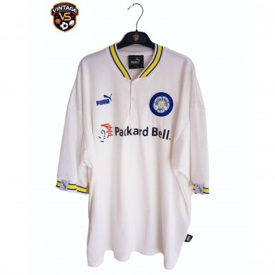 "Leeds United FC Home Shirt 1996-1997 (XXL) ""Very Good"""