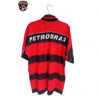 "CR Flamengo Home Shirt 1997-1999 (L) ""Very Good"""
