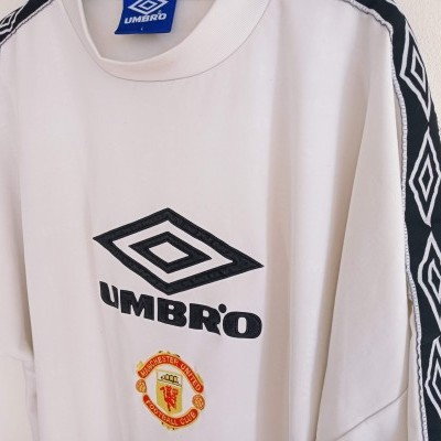 "Manchester United Training Shirt 1997-1998 (L) ""Good"""
