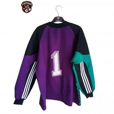 "Vintage Goalkeeper Shirt Adidas 1995 Newcastle United  (L) ""Very Good"""
