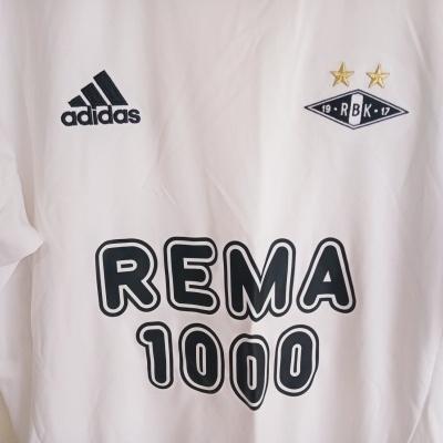"Rosenborg BK Home Shirt 2012-2013 (S) ""Perfect"""