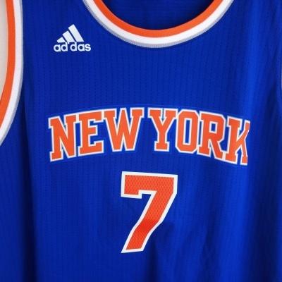 NEW New York Knicks NBA Jersey Swingman #7 Anthony (XL Youths)