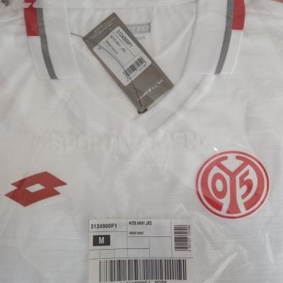 NEW 1.FSV Mainz 05 Away Shirt 2019-2020 (M)