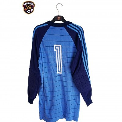 "Vintage Goalkeeper Shirt Adidas 1982 (L) ""Very Good"""