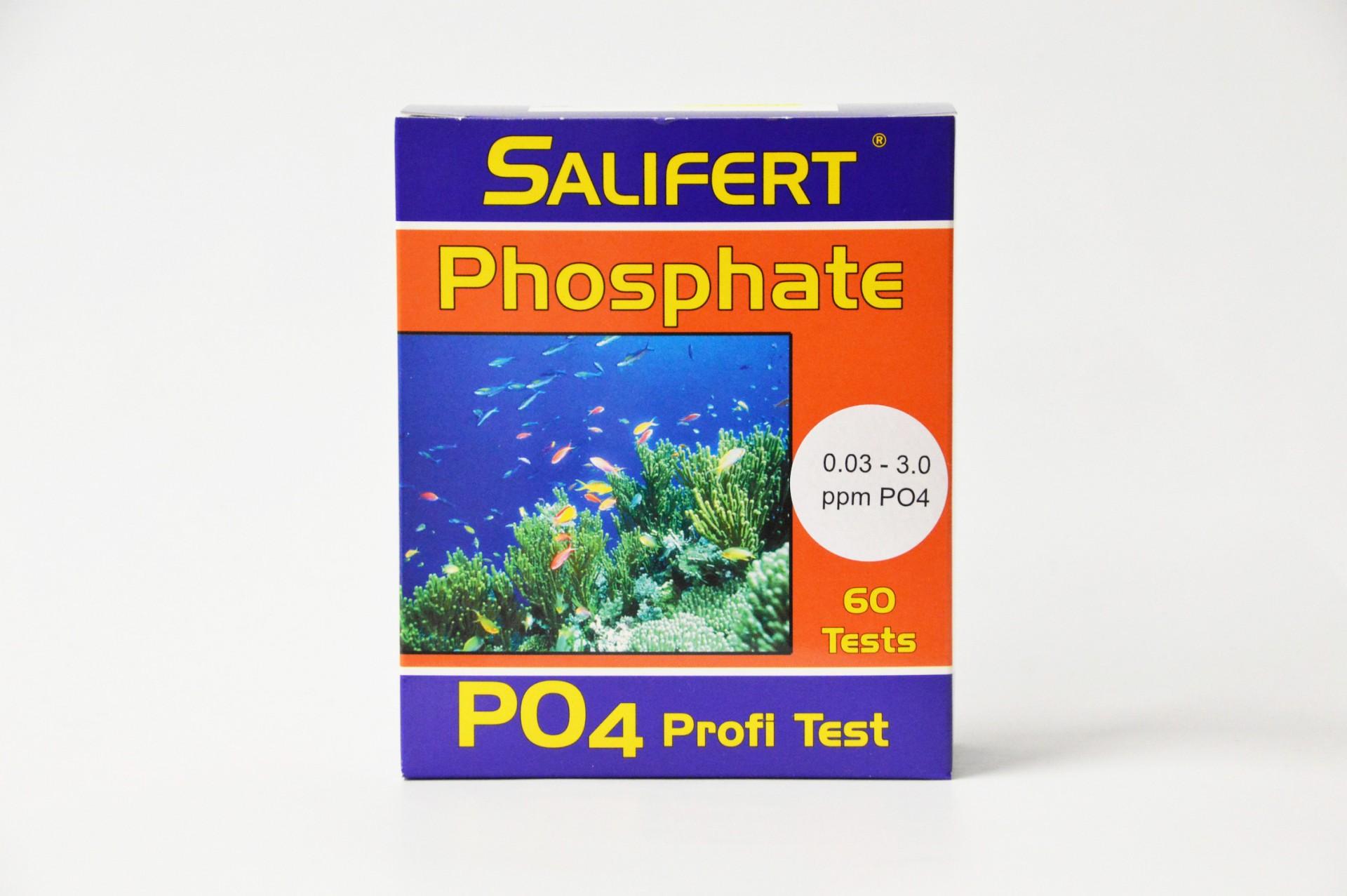 Teste Phosphate Salifert