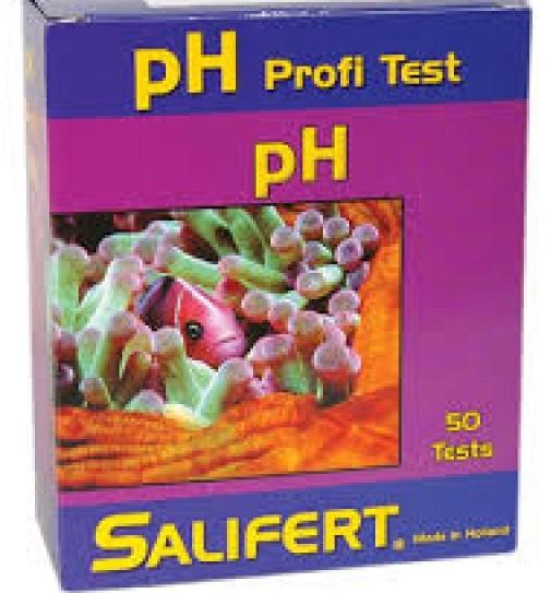 Teste PH Salifert