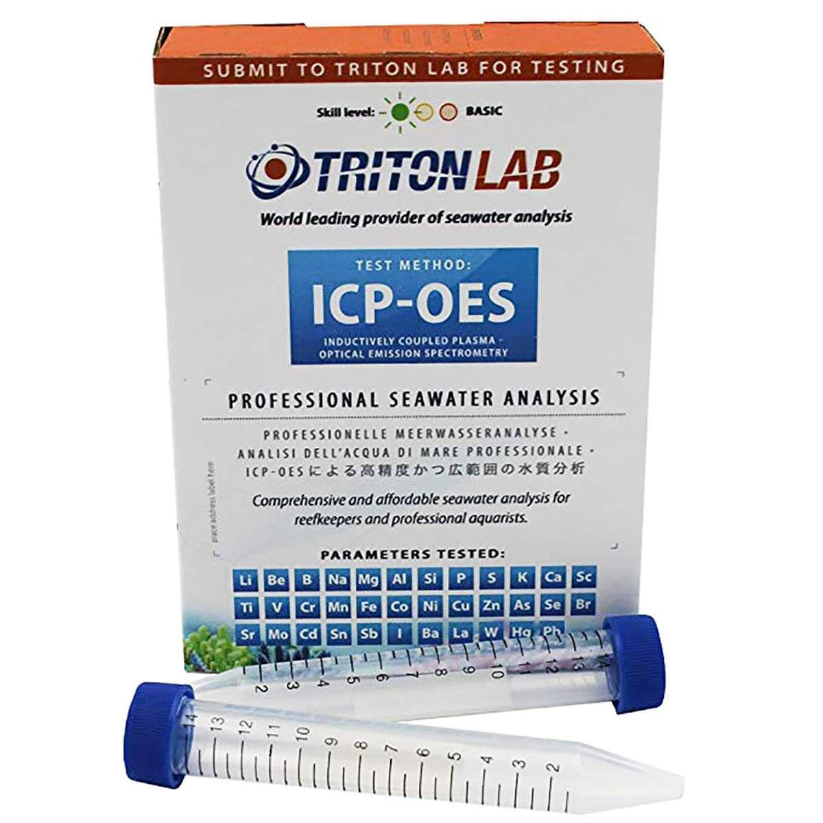 TRITON - ICP-OES