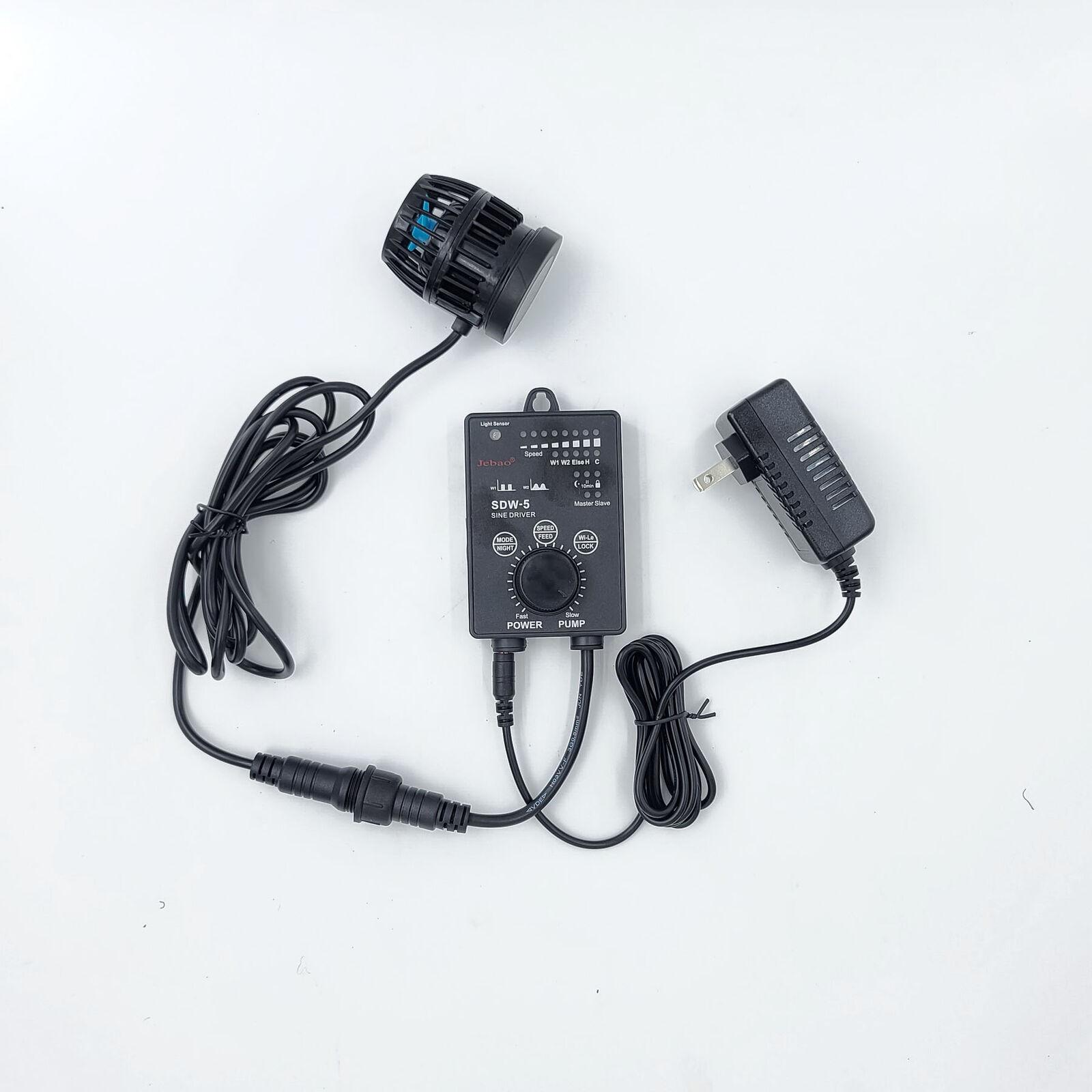 Jebao Sine Wave Pump SDW-5