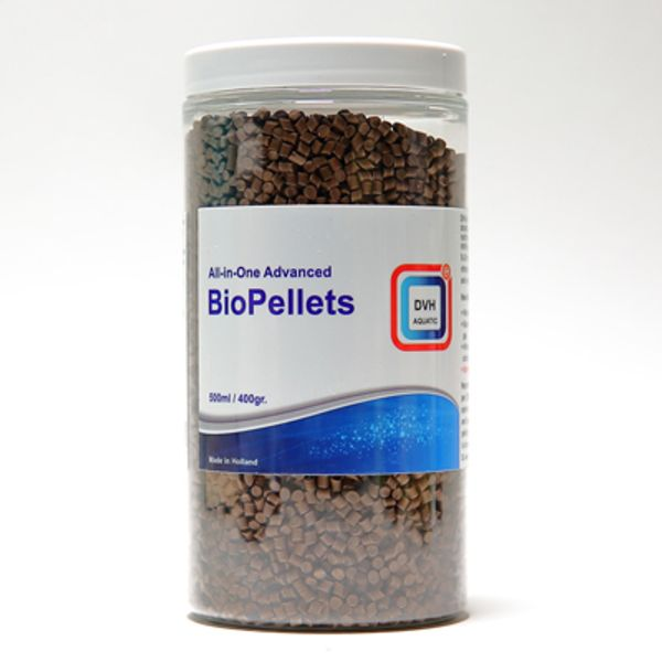 DVH All-in-One Advanced BioPellets