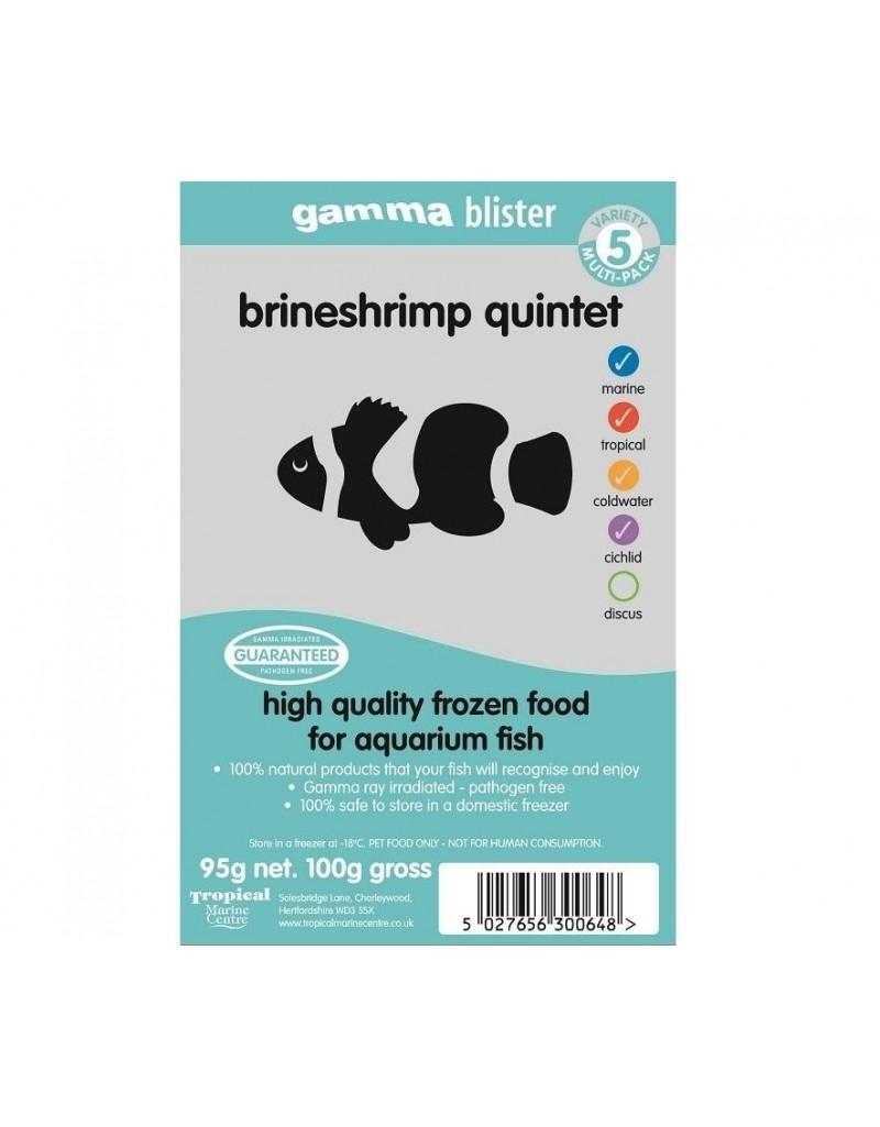 Gamma Blister - Brineshrimp Quintet