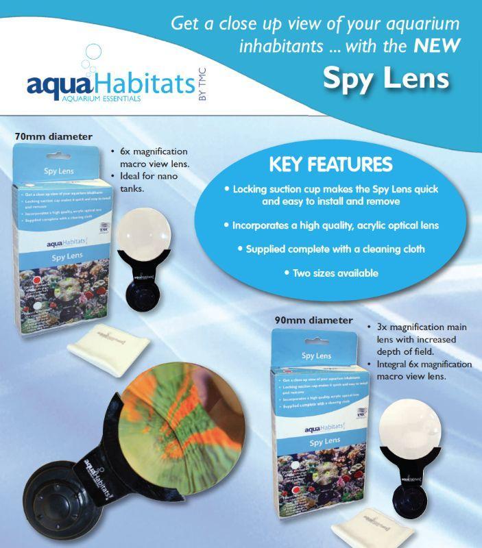 AquaHabitats Spy Lens
