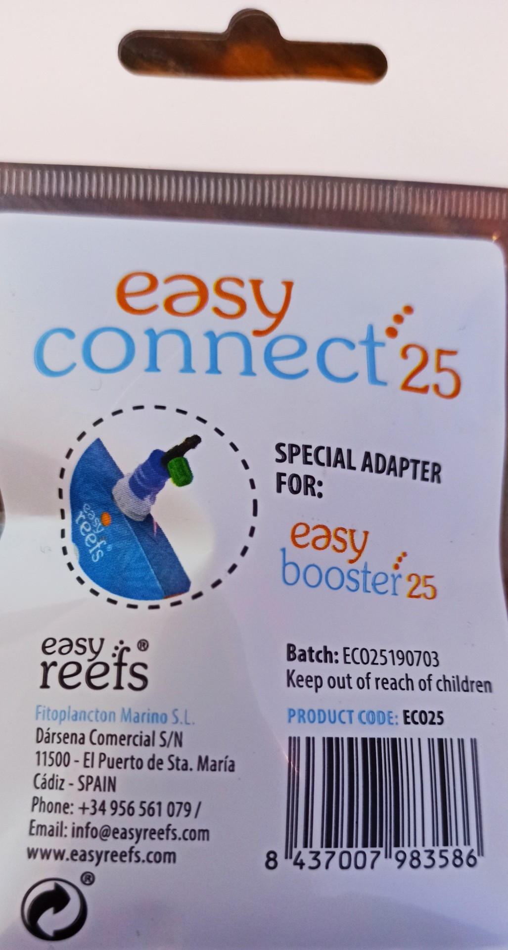 Easy Connect 25 - Easy Reefs