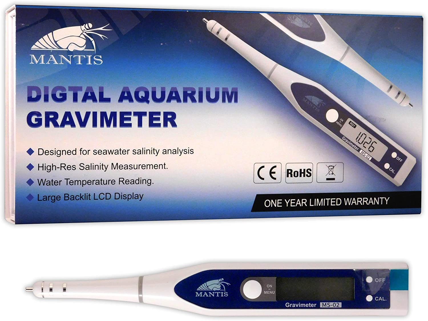 Mantis Digital Gravimeter
