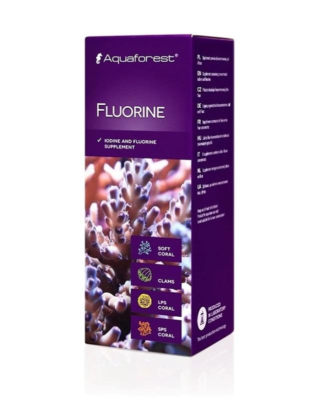AF Fluorine