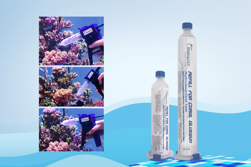 MAXSPECT  Recarga Coral Glue Gun