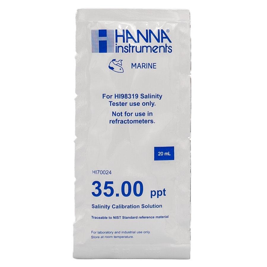 Hanna Salinity Calibration Solution