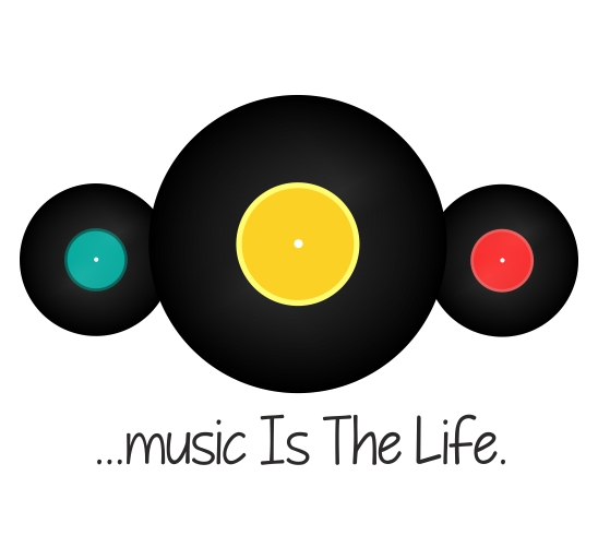 MUSIC IS THE LIFE