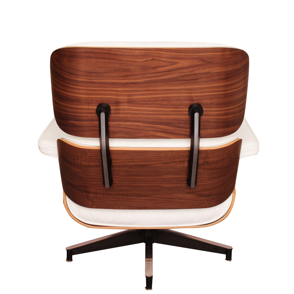 Cadeira Lounge Chair Nogueira