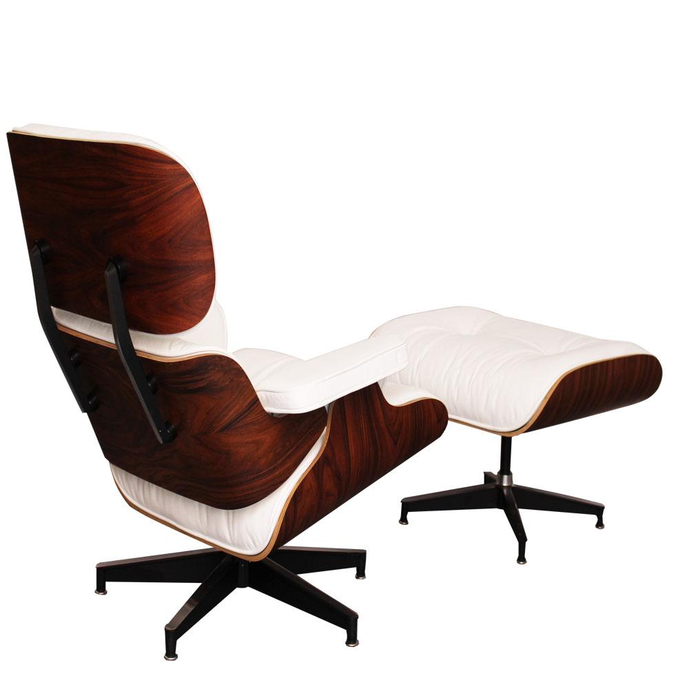Cadeira Lounge Chair Pau Rosa