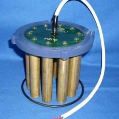 kit ionização Hidrion de 6 elétrodos H100