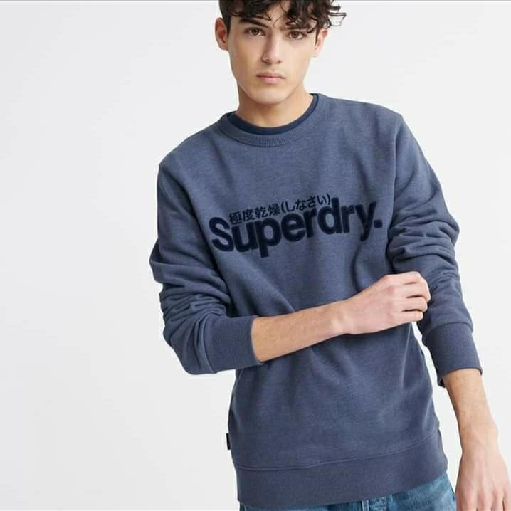 SWEATSHIRT SUPERDRY