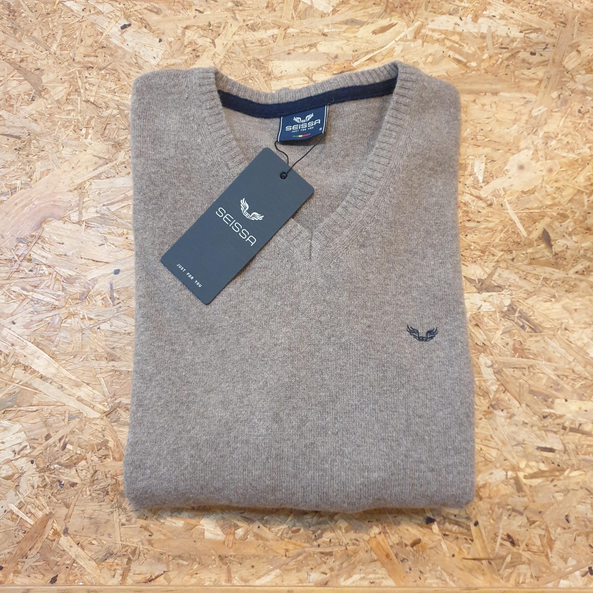 Pullover de Lã Seissa