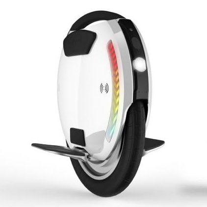 KingSong Monociclo KS18L Branco (Velocidade máxima: 50 km/h | Autonomia: 70 km)