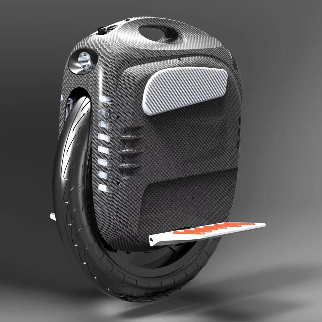 Gotway Monociclo MSuper X (Velocidade máxima: 50 km/h | Autonomia: 100 km) - versão 2020