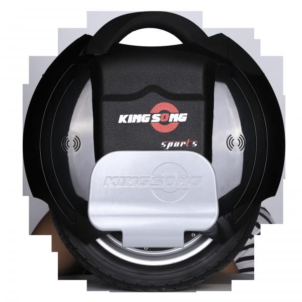 KingSong Monociclo KS14S 680Wh preto (Velocidade máxima: 30 km/h | Autonomia: 55 km)