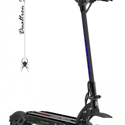 DUALTRON Trotinete Elétrica Spider V2 (Velocidade máxima: 60 km/h | Autonomia: 50 a 70 km)