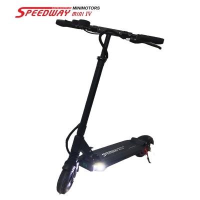 SPEEDWAY Trotinete Elétrica Mini 4 PRO (Velocidade máxima: 45 km/h | Autonomia: 40-45 km)