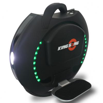 KingSong Monociclo KS16S 840Wh preto (Velocidade máxima: 35 km/h | Autonomia: 65 km)
